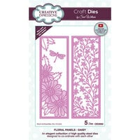 Creative Expressions - Craft Dies - Floral Panels - Daisy