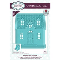 Creative Expressions - Craft Dies - Shaped Cards - Cottage