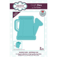 Creative Expressions - Craft Dies - Shaped Cards - Watering Can