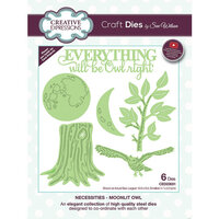 Creative Expressions - Craft Dies - Moonlit Owl