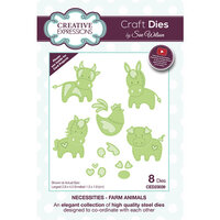Creative Expressions - Necessities Collection - Dies - Farm Animals