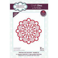 Creative Expressions - Christmas - Festive Collection - Craft Die - Danielle