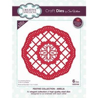 Creative Expressions - Christmas - Festive Collection - Craft Die - Amelia