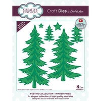 Creative Expressions - Christmas - Craft Die - Winter Pines