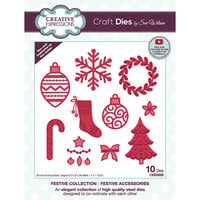 Creative Expressions - Christmas - Craft Dies - Festive Accessories