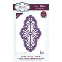 Creative Expressions - Frames and Tags Collection - Dies - Jocelyn