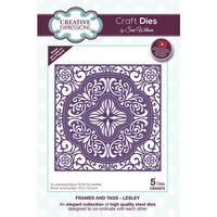 Creative Expressions - Frames and Tags Collection - Dies - Lesley
