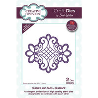 Creative Expressions - Frames and Tags Collection - Dies - Beatrice