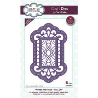 Creative Expressions - Frames and Tags Collection - Dies - Mallory