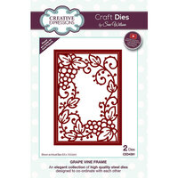 Creative Expressions - Craft Dies - Grape Vine Frame