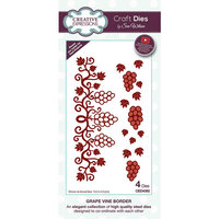 Creative Expressions - Craft Dies - Grape Vine Border