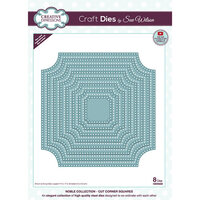 Creative Expressions - Craft Dies - Noble Fancy Corner Squares
