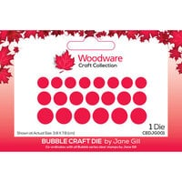 Creative Expressions - Christmas - Craft Die - Bubble