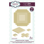 Creative Expressions - Canvas Collection - Craft Dies - Square