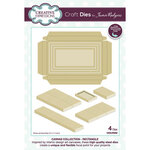 Creative Expressions - Canvas Collection - Craft Dies - Rectangle