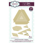 Creative Expressions - Canvas Collection - Craft Dies - Triangle