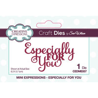 Creative Expressions - Mini Expressions Collection - Dies - Especially For You