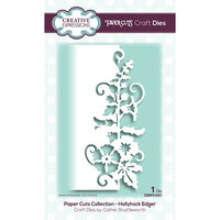 Creative Expressions - Paper Cuts Collection - Dies - Hollyhock Edger