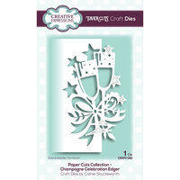 Creative Expressions - Paper Cuts Collection - Dies - Champagne Edger