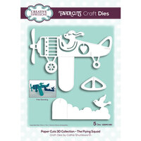 Creative Expressions - Paper Cuts 3D Collection - Dies - The Flying Squad