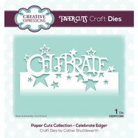 Creative Expressions - Paper Cuts Collection - Dies - Celebrate Edger