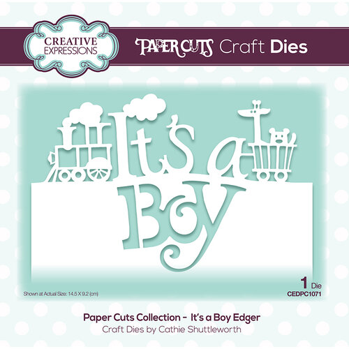 Creative Expressions - Paper Cuts Collection - Dies - It