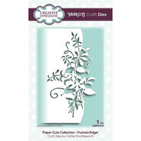 Creative Expressions - Paper Cuts Collection - Craft Die - Fuchsia Edger