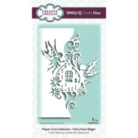Creative Expressions - Paper Cuts Collection - Craft Die - Fairy Door Edger
