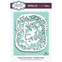 Creative Expressions - Paper Cuts Collection - Craft Dies - Woodland Hare
