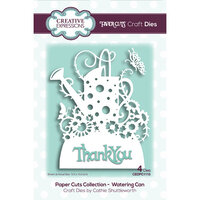 Creative Expressions - Paper Cuts Collection - Craft Die - Watering Can