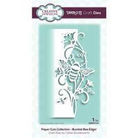 Creative Expressions - Paper Cuts Collection - Craft Die - Bumble Bee Edger