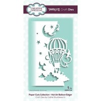 Creative Expressions - Paper Cuts Collection - Craft Die - Hot Air Balloon Edger