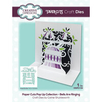 Creative Expressions - Paper Cuts Collection - Christmas - Craft Die - Bells Are Ringing