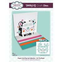 Creative Expressions - Paper Cuts Collection - Craft Dies - On the Road