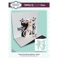 Creative Expressions - Paper Cuts Collection - Craft Dies - Woof