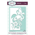 Creative Expressions - Paper Cuts Collection - Craft Die - Flamingo Summer Edger