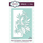 Creative Expressions - Paper Cuts Collection - Craft Die - Tropical Toucan Edger