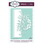 Creative Expressions - Dies - Paper Cuts Edger - Climbing Clematis