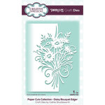 Creative Expressions - Dies - Paper Cuts Edger - Daisy Bouquet