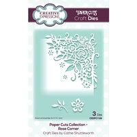 Creative Expressions - Dies - Paper Cuts Corner - Rose