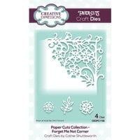 Creative Expressions - Dies - Paper Cuts Corner - Forget Me Not