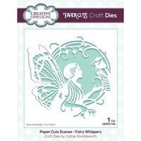 Creative Expressions - Paper Cuts Collection - Craft Dies - Scene Fairy Whispers