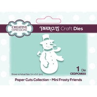 Creative Expressions - Paper Cuts Collection - Craft Die - Frosty Friends Mini