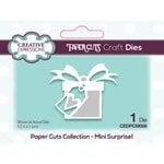 Creative Expressions - Paper Cuts Collection - Craft Dies - Mini - Surprise!
