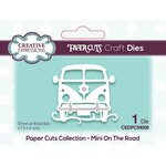 Creative Expressions - Paper Cuts Collection - Craft Dies - Mini - On The Road