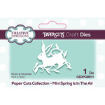 Creative Expressions - Paper Cuts Collection - Craft Dies - Mini - Spring Is In The Air