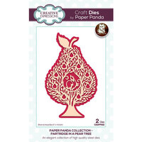 Creative Expressions - Paper Panda - Craft Dies - Partridge In A Pear Tree