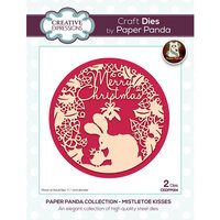 Creative Expressions - Paper Panda - Craft Dies - Merry Christmas
