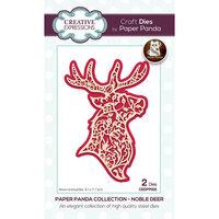 Creative Expressions - Paper Panda - Craft Dies - Noble Deer