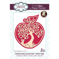 Creative Expressions - Paper Panda - Craft Dies - Apple Tree
